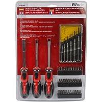 iWork 535531 destornillador (39 piezas)