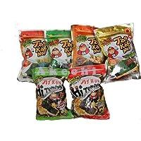 Tao Kae Noi japonesa Crispy Algas Bundle (6 pack)