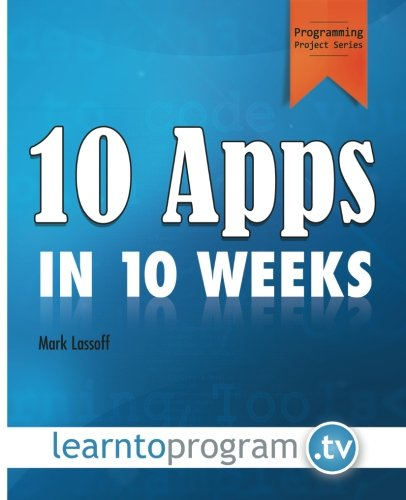 10 Apps in 10 Weeks