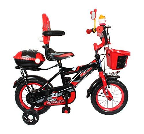 1cafa08d736 HLX-NMC KIDS BICYCLE 14 BOWTIE RED WHITE 14BOWTIERDWT Recreation ...