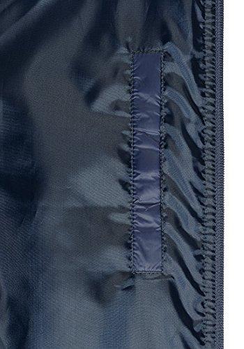 BLEND Sucre Herren Übergangsjacke Fliegerjacke Dark Blue (74629)