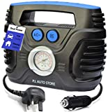 P.I. Auto Store - Tyre Inflator - Dual Electric...