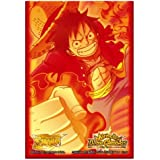 Carddass sleeve ONE PIECE Luffy (japan import)