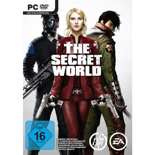 The Secret World: Legends