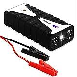 Best Jump Starters - AllStart Portable Jump Starter by AFTERPARTZ 18000mAh 800A Review
