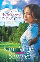 [ A WHISPER OF PEACE BY SAWYER, KIM VOGEL](AUTHOR)PAPERBACK