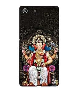PrintVisa Designer Back Case Cover for Sony XperiaZ3 Compact (Ram Rama Ganesh Ganapati Krishna Srikrishna Kisna Kanayya Kanaiyah Mohana)