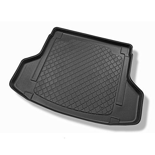 Mossa Kofferraummatte - Ideale Passgenauigkeit - Höchste Qualität - Geruchlos - 5902538559140