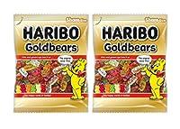 Haribo Gold Bears, 140g - (Pack of 2)