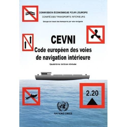 Cevni Code Europaen Des Voies De Navigation Interieure
