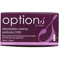 Hive options - Espátulas desechables para depilación (lote de 100)