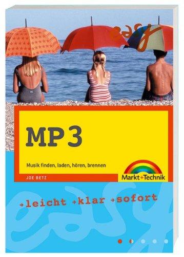 MP3: Musik finden, laden, hören, brennen (easy)