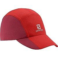 Salomon, Cappellino XT Compact, Rosso (Matador-X/Red), Taglia unica
