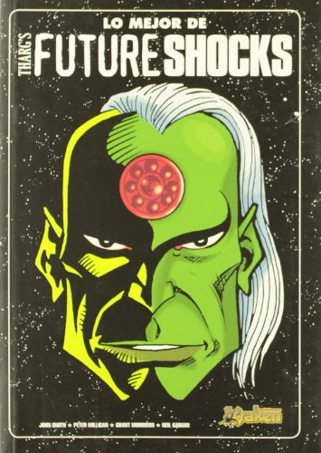 Lo Mejor de Thargh's Future Shocks, Colección Alan Moore (Kraken)