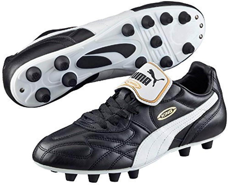 Puma King Pro SG Fußballschuhe Leder Obermaterial Fußball Schuhe Laufschuhe