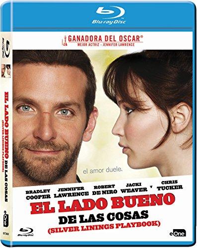 El Lado Bueno De Las Cosas (Silver Linings) Blu-Ray [Blu-ray]