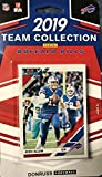 Buffalo Bills 2019 Donruss Factory Sealed 11 Karten-Team-Set mit Josh Allen und Jim Kelly Plus Rookies of Devin Singletary und Ed Oliver und 7 weiteren Karten