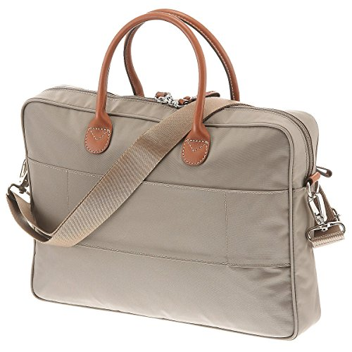 Bric's X-Travel Aktentasche 36 cm dove grey