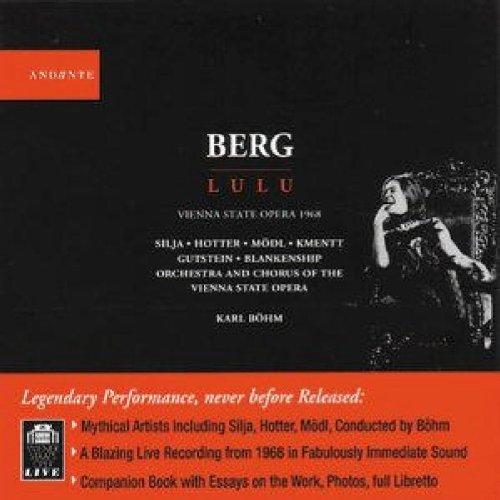 Berg - Lulu (version en 2 actes) - Livret 256 pages (Coll. Andante)