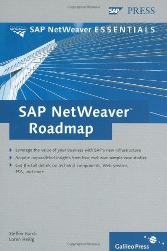 SAP NetWeaver Roadmap by S. Karch (2005-08-01) par S. Karch