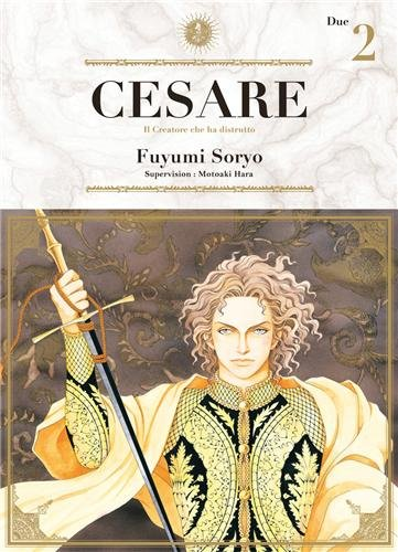 Cesare Edition simple Tome 2