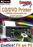 Computer easy: CD/DVD Printer