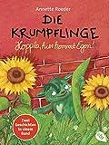 Die Krumpflinge - Hoppla, hier kommt Egon!: Zwei Abenteuer in einem Band - Sammelband aus