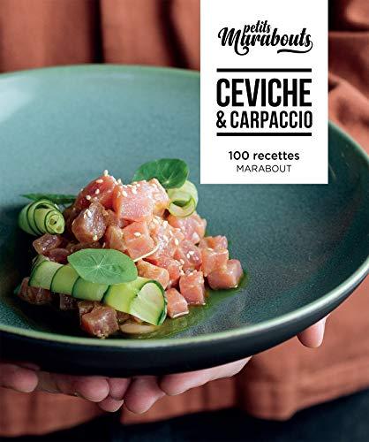 Les petits Marabouts : Ceviche et carpaccios par  Collectif