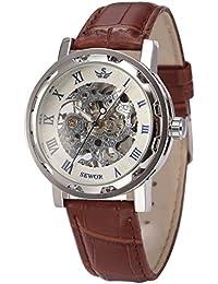 AMPM24 PMW301 - Reloj para hombres color marrón
