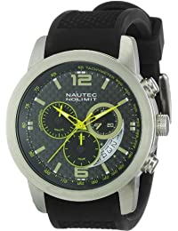 Nautec No Limit Herren-Armbanduhr Cobra CO QZ/RBSTSTCA-SC