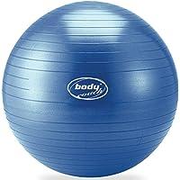 Preisvergleich für Body Coach Gymnastikball 75 cm - silber