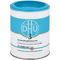 Biochemie Dhu 3 Ferrum phosphorus D 6 Tabletten 1000 stk preisvergleich bei billige-tabletten.eu