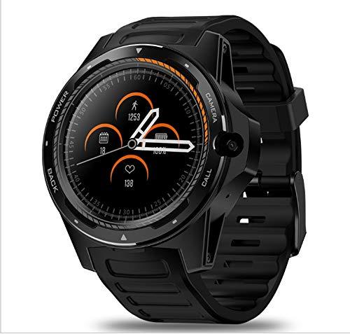 Smartwatch Wasserdicht IP67 Smart Watch Uhr mit Pulsmesser Fitness Tracker Intelligente Armbanduhr Fitness Uhr mit Schrittzähler Schlaf-Monitor Call SMS Benachrichtigung Push für Android und iOS (Blutdruck-monitor Uhr Mit)