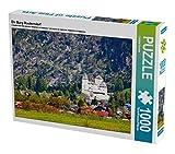 Die Burg Mauterndorf 1000 Teile Puzzle quer (CALVENDO Orte)