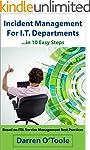 Incident Management For I.T. Departme...