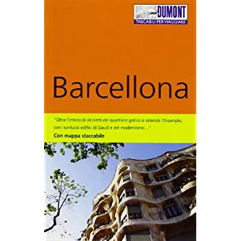 Barcellona. Con Mappa