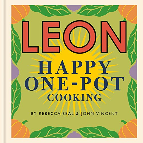 LEON Happy One-pot Cooking (Happy Leons) (English Edition)