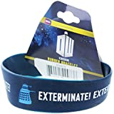 Doctor Who Exterminate Gummi Armband