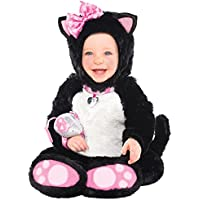 Baby Toddler Infant Kitty Cat Fancy Dress Costume - Age 6-18 Months