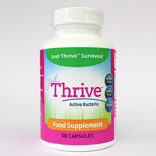 Just Thrive Probiotic 30 Capsules