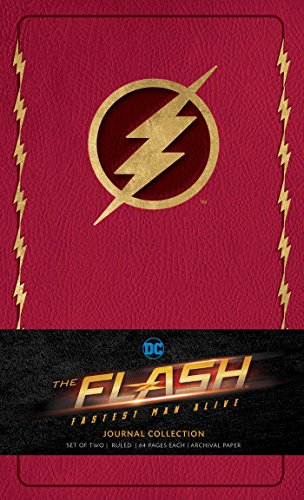 Flash: Journal Collection (Flash Journals) por Insight Editions