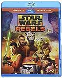 Star Wars Rebels: Complete Season 4 (2 Blu-Ray) [Edizione: Stati Uniti]