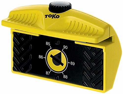 Toko Kantenschleifer Edge Tuner , Gelb, One Size