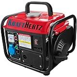 Gasolina Power Generador de corriente 1,47kW (2,0PS) Fuerza Hertz Generadores de corriente Corriente aggregat 850W