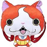 Famosa Softies - Peluche Yo-Kai Watch con mochila de Jibanyan (760014994)