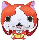 Famosa Softies–Peluche YO-Kai Watch avec sac à dos de Jibanyan (760014994)