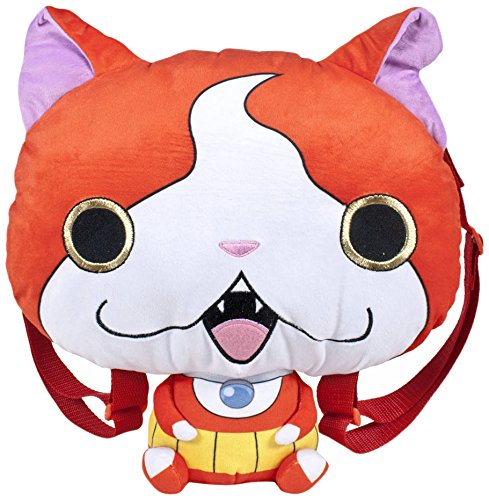 Famosa Softies Yo- Peluche Yo-Kai Watch con Mochila de...