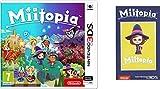 3DS Miitopía + Pegatina limpiapantallas