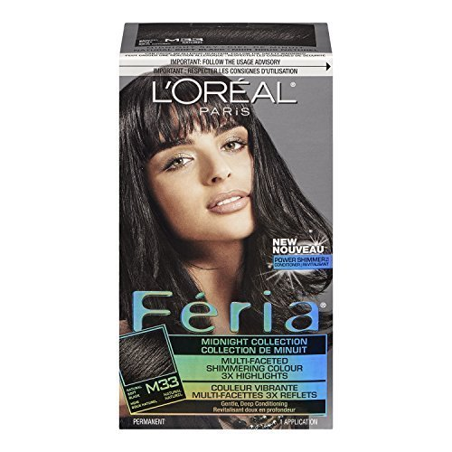 L'oreal Paris Feria Midnight Collection Natural Soft Black by L'Oreal (Loreal Feria Midnight Collection)