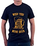 Wish You Were Beer T-Shirt (Large)